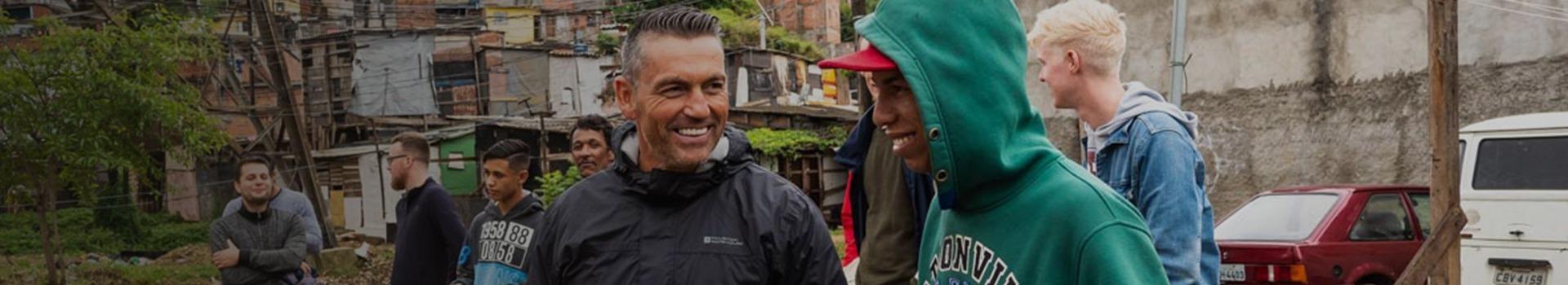 Evangelisatie campagnes over heel de wereld